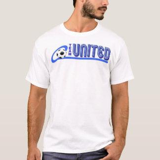 camisa nova unida equipe do treinador