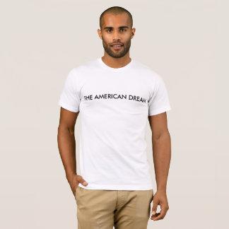 camisa Obama-inspirada do sonho americano
