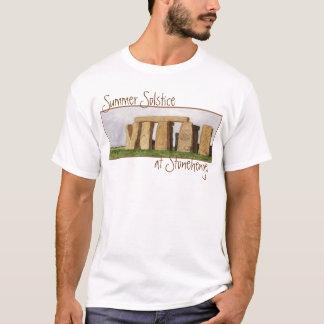 Camisa ocasional de Stonehenge