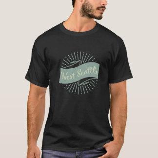Camisa ocidental do orgulho de Seattle