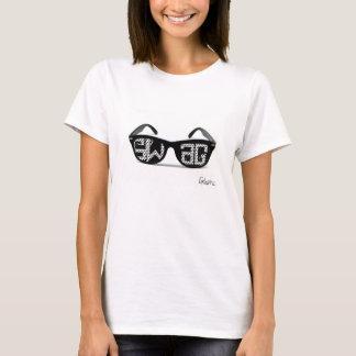 camisa oculos swag