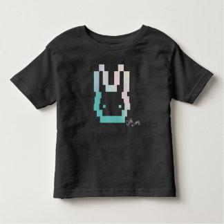 Camisa oficial da criança do logotipo de