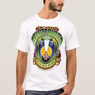 Camisa oficial de rádio #2 de Misterioso - ser