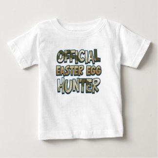 Camisa oficial do caçador do ovo da páscoa de Camo T-shirts