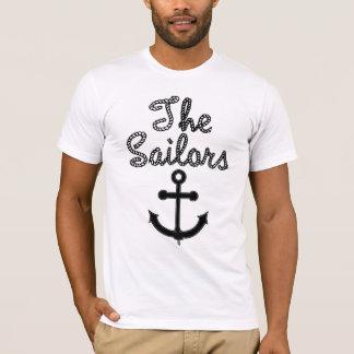Camisa oficial do clube de fãs dos marinheiros do
