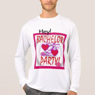 Camisa oficial do despedida de solteiro tshirts