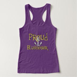 Camisa orgulhosa da âncora de Bluenoser Nova