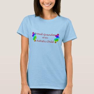 Camisa orgulhosa da avó