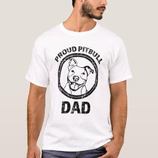 Camisa orgulhosa dos homens do pai de Pitbull
