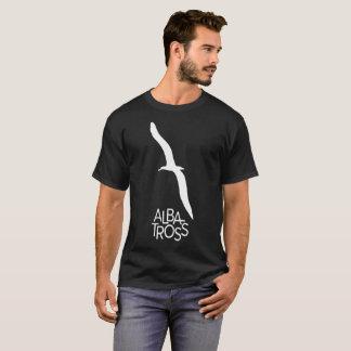 Camisa original da arte gráfica do albatroz