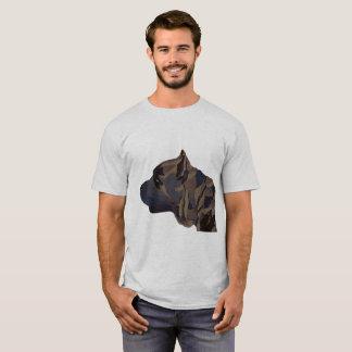Camisa original dos homens da pintura de Corso do