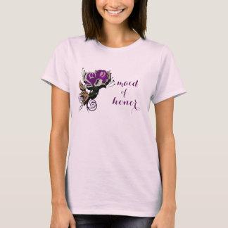 Camisa para a madrinha de casamento 001