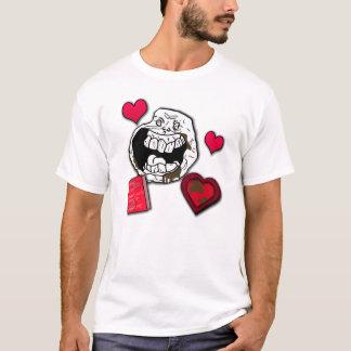 Camisa para sempre sozinha de Meme dos namorados
