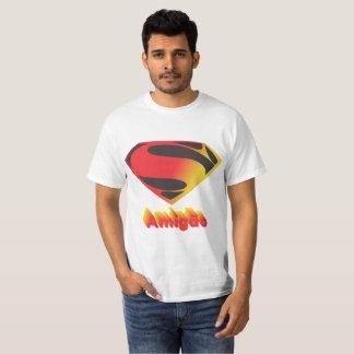 Camisa para um super amigo.
