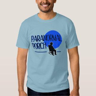 Camisa Paranormal do patamar com logotipo oficial T-shirt