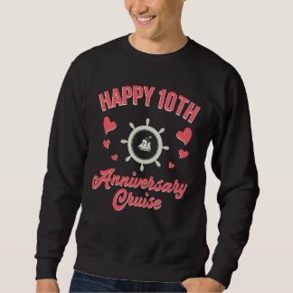 Camisa perfeita para o 10o aniversário