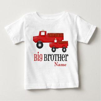 Camisa personalizada carro de bombeiros do big