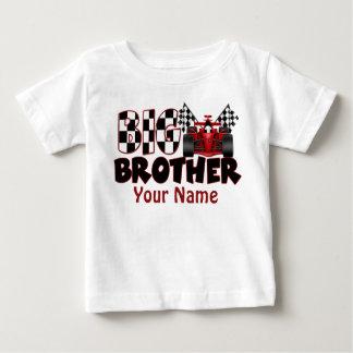 Camisa personalizada carro de corridas do big