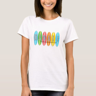 Camisa personalizada das férias em família de