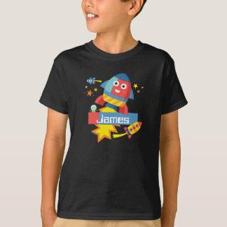 Camisa personalizada de Rocket