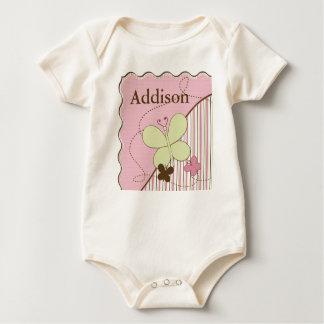 Camisa personalizada do bebê