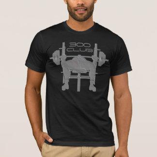 Camisa personalizada do halterofilismo da imprensa
