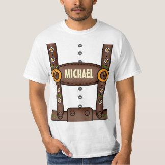 Camisa personalizada engraçada de Oktoberfest dos
