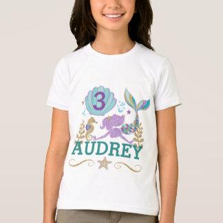 Camisa personalizada festa de aniversário da