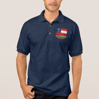 Camisa Polo 4o Infantaria de South Carolina