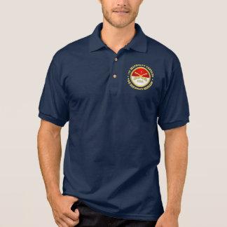 Camisa Polo 7o Cavalaria de Michigan (rd)