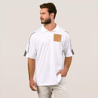 Camisa Polo Adidas dos homens Golf o pólo de ClimaLite®