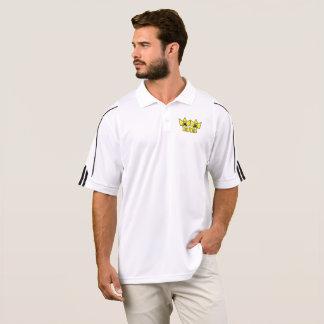 Camisa Polo Adidas Golf  ClimaLite® - Família Gay