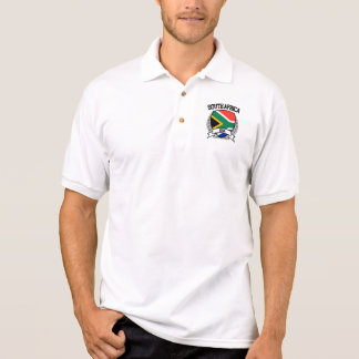 Camisa Polo África do Sul
