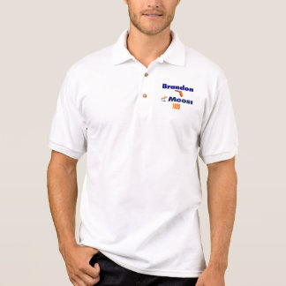 Camisa Polo Alces de Brandon Florida