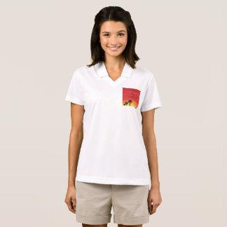 """Camisa Polo Alegria - do """"camisa da celebração deserto"""" por"""