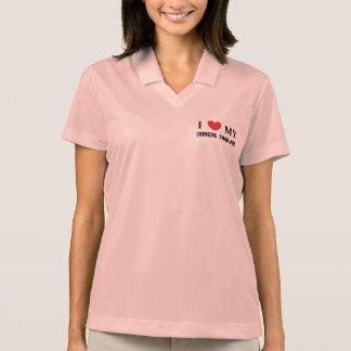 Camisa Polo amor shar chinês