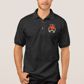 Camisa Polo Angola