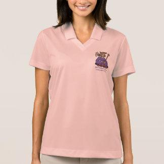 Camisa Polo As mulheres bem comportadas fazem raramente a