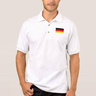 Camisa Polo Bandeira alemão patriótica