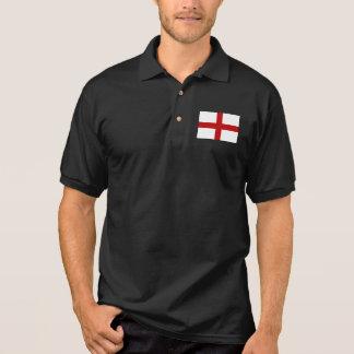 Camisa Polo Bandeira de Inglaterra