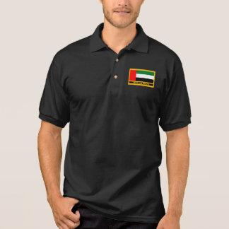 Camisa Polo Bandeira de United Arab Emirates