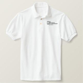 Camisa Polo Bordada U.S. Campeonato amador
