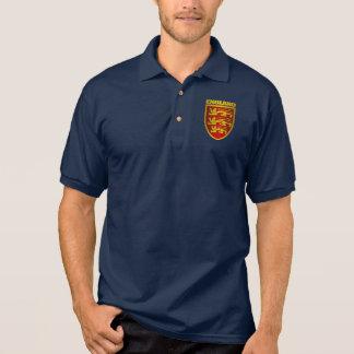 Camisa Polo Braços reais de Inglaterra