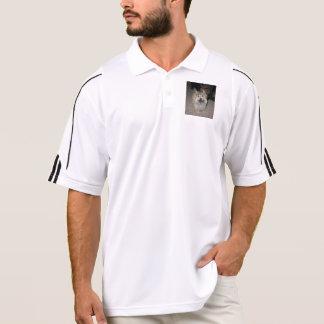 Camisa Polo cheio do terrier de monte de pedras