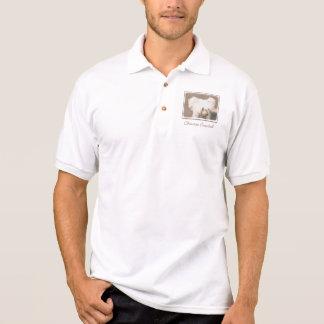 Camisa Polo Com crista chineses (calvo)