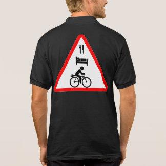 """Camisa Polo """"Coma. Sono. pólos ciclismo do eBike do"""" para"""