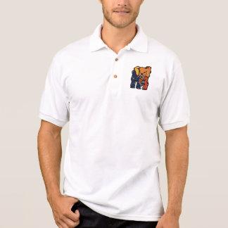 """Camisa Polo Do """"camisola do Raglan"""" dos homens coloridos"""
