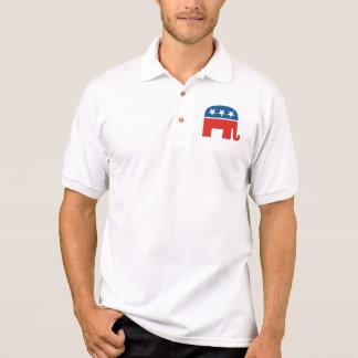 Camisa Polo elefante do Partido Republicano de Estados Unidos