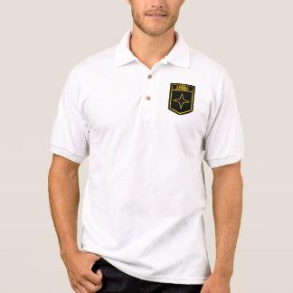 Camisa Polo Emblema de Aruba