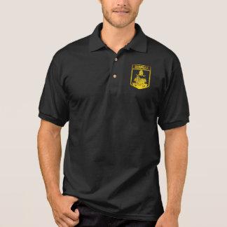 Camisa Polo Emblema de Bermuda